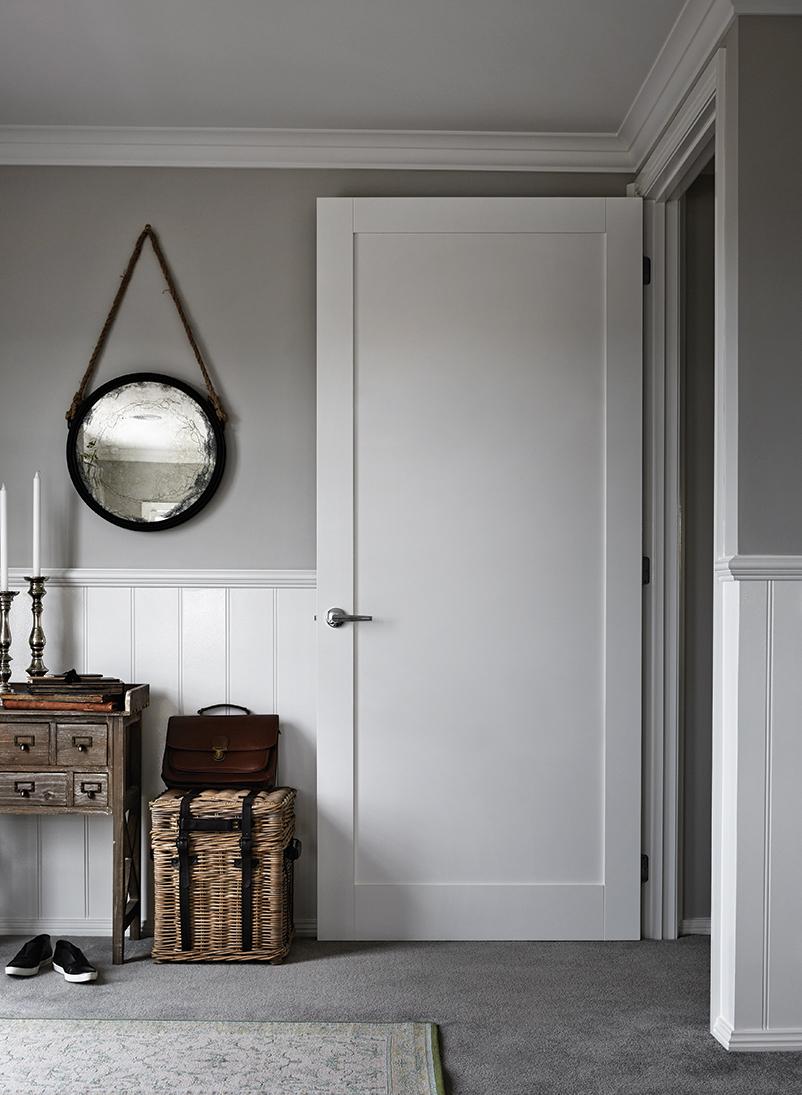 Interior Trim and Doors