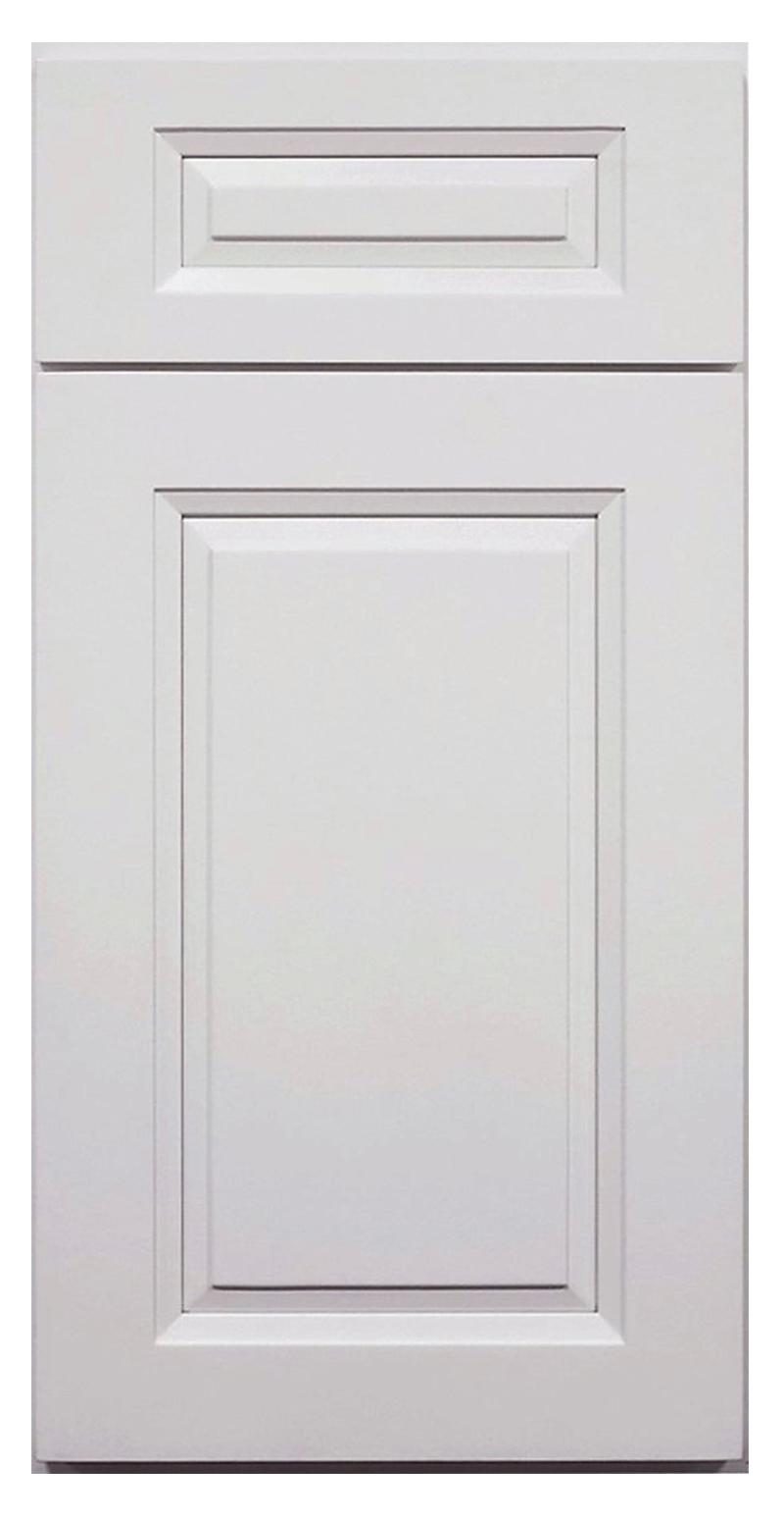 Raised Panel Door Light Grey