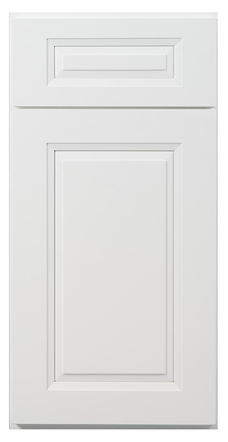 Raised Panel Door Style White